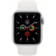 Apple WATCH S5 40 SIL AL WT SP CEL - MWX12BZ/A