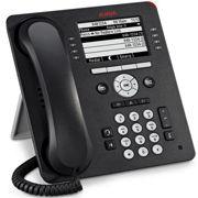Avaya Aparelho Telefonico IP (9608G). Display. 2x 10/100/1000Mbps. SIP. PoE