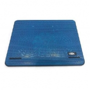 Base para Notebook 15,6' Azul com Fan 140mm Led Azul Dex- DX-001*