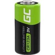 Bateria CR123A 3V 1300mah de Lithium Green Chip Sce - 013-9123