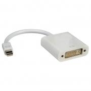 Adaptador Mini Displayport para DVI Branco - 279261