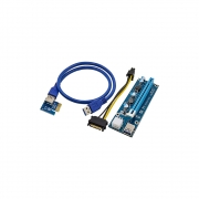 Cabo Extensor USB 2.0  1.7mts  AM+AF com Filtro