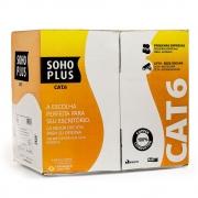 Caixa Cabo de Rede Cat.6 - Furukawa SOHOPLUS