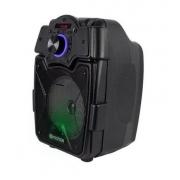 Caixa de Som Multimídia Bluetooth com Bateria 100W Hoopson - RBM-01