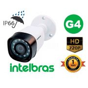 Camera Infra Multi-HD VHD 1010 B IR10 Lente 3.6 MM BC G3 - IntelBras - Segurança