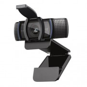 Webcam C920S Full HD 1080p c/microfone Logitech 960-001257*
