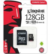 CARTAO DE MEMORIA MICRO SD 128GB CLASS 10  - SDCS/128GB