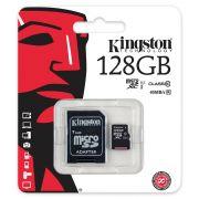CARTAO MICRO SDHC 128GB   CLASS 10 - SDC10G2/128GB