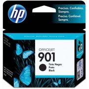 CARTUCHO DE TINTA HP CC653AB (901) PRETO*