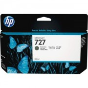 CARTUCHO PLOTTER HP 727 PRETO FOSCO 300 ML UK