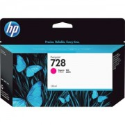 CARTUCHO PLOTTER HP 728 MAGENTA 130 ML UK