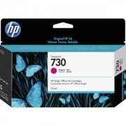 CARTUCHO PLOTTER HP 730 MAGENTA 130 ML UK