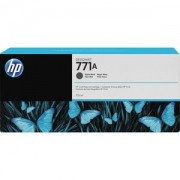 CARTUCHO PLOTTER HP 771A PRETO FOSCO 775 ML UK