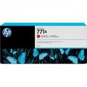 CARTUCHO PLOTTER HP 771A VERMELHO CROMáTICO 775 ML UK