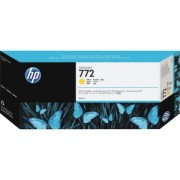 CARTUCHO PLOTTER HP 772 AMARELO 300 ML UK