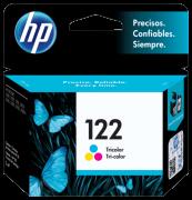 HP Inc. CARTUCHO TINTA HP 122 COLORIDO CH562HB - CH562HB