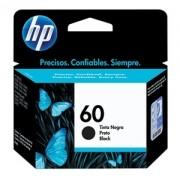 CARTUCHO TINTA HP 60 PRETO -CC6 40WB - CC640WB
