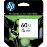 HP Inc. CARTUCHO TINTA HP 60XL TRICOLOR CC644WB - CC644WB