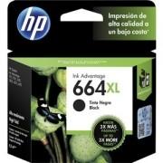 CARTUCHO TINTA HP 664XL - PRETO - F6V31AB.