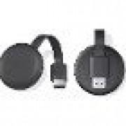 CHROMECAST 3 HDMI PARA ANDROID, PC, MAC E IOS GOOGLE