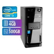Computador Hawkeye Intel Core I3 3.3Ghz 4GB 500GB Hdmi-Vga C/ WIN 10 P