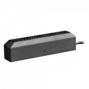 Controlador de Fan Deepcool FH-04, 4 Saídas, Função PWM, DP-FH04P