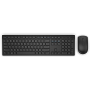 Dell EMC KIT TECLADO E MOUSE DELL WIRELESS KM636 - PRETO.