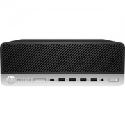 DESK HP 600 G5 SFF I5-9500 W10P 4GB 256GB SSD 1L - 8YM02LA#AC4
