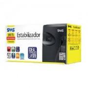 ESTABILIZADOR SMS PROGRESSIVE III UAP600BI/SAIDA 115/5 TOMADAS