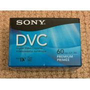 Fita Vhs Sony Dvc Premium 60 Lp:90