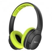 FONE PHILIPS SPORT BT VERDE ON EAR TASH402L - TASH402LF/00
