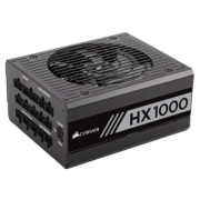 Fonte 1000W Corsair 80 Plus Platinum Modular HX1000 - CP-9020139-WW