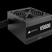 Fonte 600W Thermaltake RGB Smart  PFC 80 Plus Whit PS-SPR-0600NH - 390