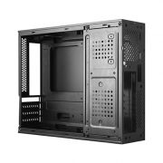 Gabinete C3 Tech Slim DT-100BK C/FTE PS-200SFX