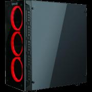 Gabinete Gamer Redragon Trailbreaker Vidro Temperado RGB RD- GC603 S/F