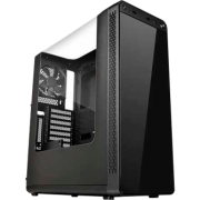Gabinete Thermaltake View 27 Black RING 12 Azul  CA-1G7-00M1WN-BU