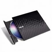 Gravador DVD Asus Externo Slim SDRW-08D2S-U/B/G/ACI/AS Preto - 75