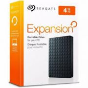 HD 4TB Externo Seagate Expansion 2.5  USB 3.0 Preto - STEA4000400