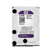 HD 4TB SATA III Western Digital Purple Surveillance WD40PURZ