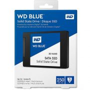 HD SSD BLUE 250GB SATA 3D NAND WESTERN DIGITAL