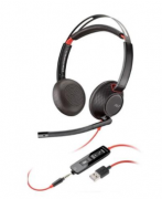 Headset C5220  Blackwire - Usb-A - 207576-01  - 207576-01