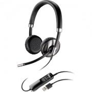HEADSET DUPLO BLACKWIRE C720M USB CANCEL RUIDO COURO - BT - 87506-01
