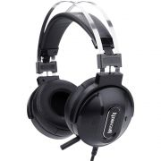 Headset Gamer Redragon Ladon H990 Sorround 7.1 USB Preto