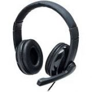 Headset Multilaser Pro USB Preto/Cinza PH317
