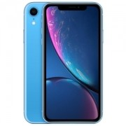 IPHONE XR AZUL 64GB .