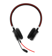 JABRA EVOLVE 40 DUO MS-(6399-823-109)*