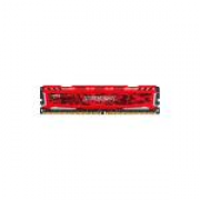 Memória Crucial Ballistix SportLT 16GB DDR4 2400Mhz Red BLS16G4D240FSE