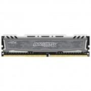 Memória Crucial Ballistix SportLT 16GB DDR4 2666Mh Grey BLS16G4D26BFSB