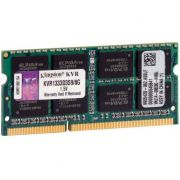 MEMORIA NOTEBOOK DDR3 1333 8GB KINGSTON