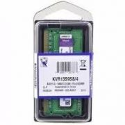 Memória Kingston 4GB DDR3 1600Mhz CL11 Low 1,35V KVR16LS11/4 p/Note